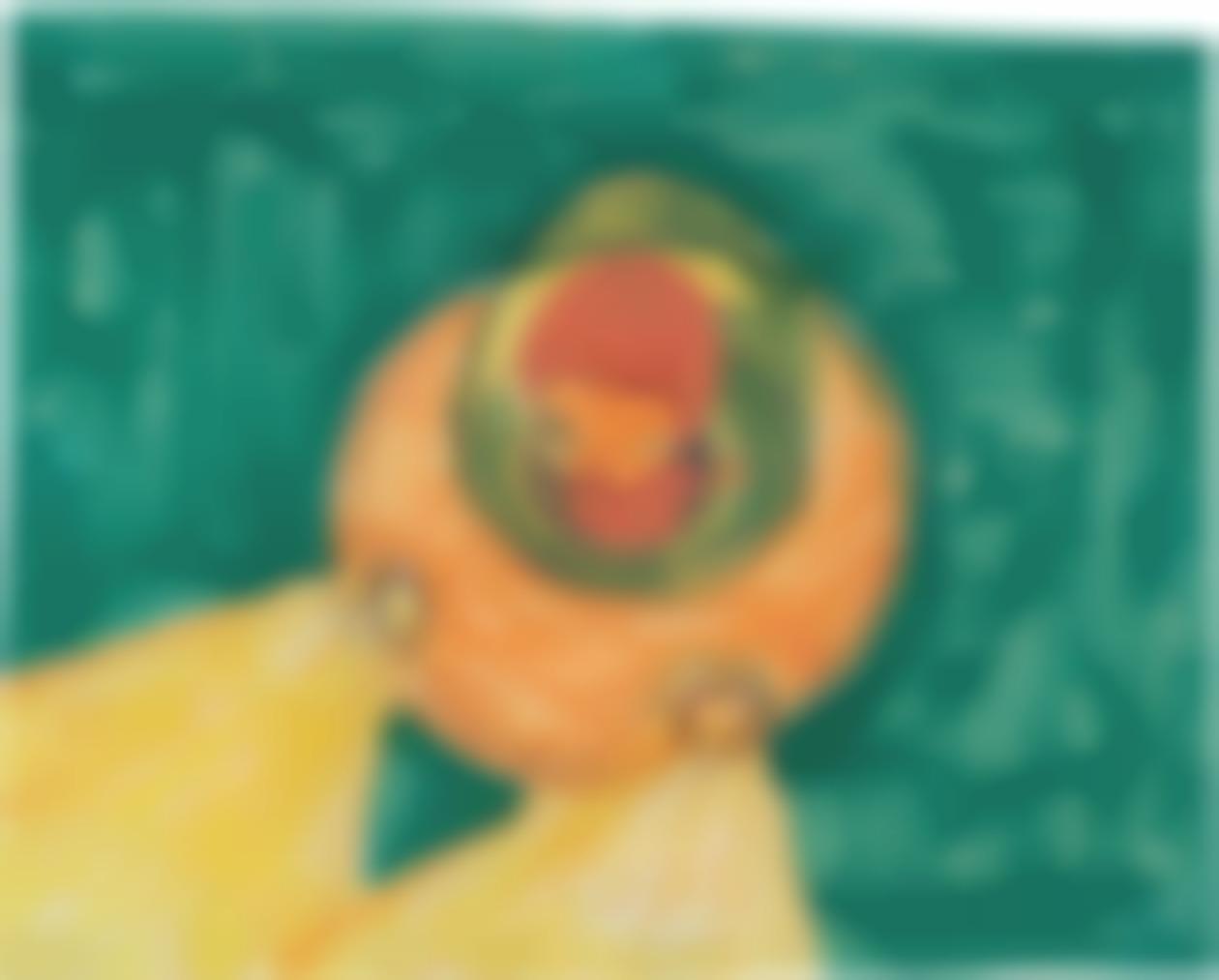 Yoshitomo Nara-Untitled 95-35-1995