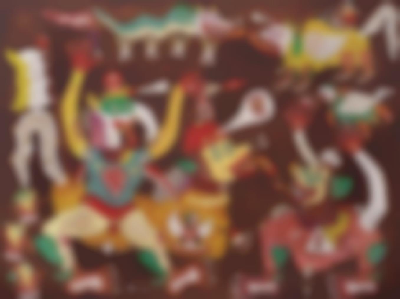 Heri Dono-Kuda Binal (Wild Horse)-2002
