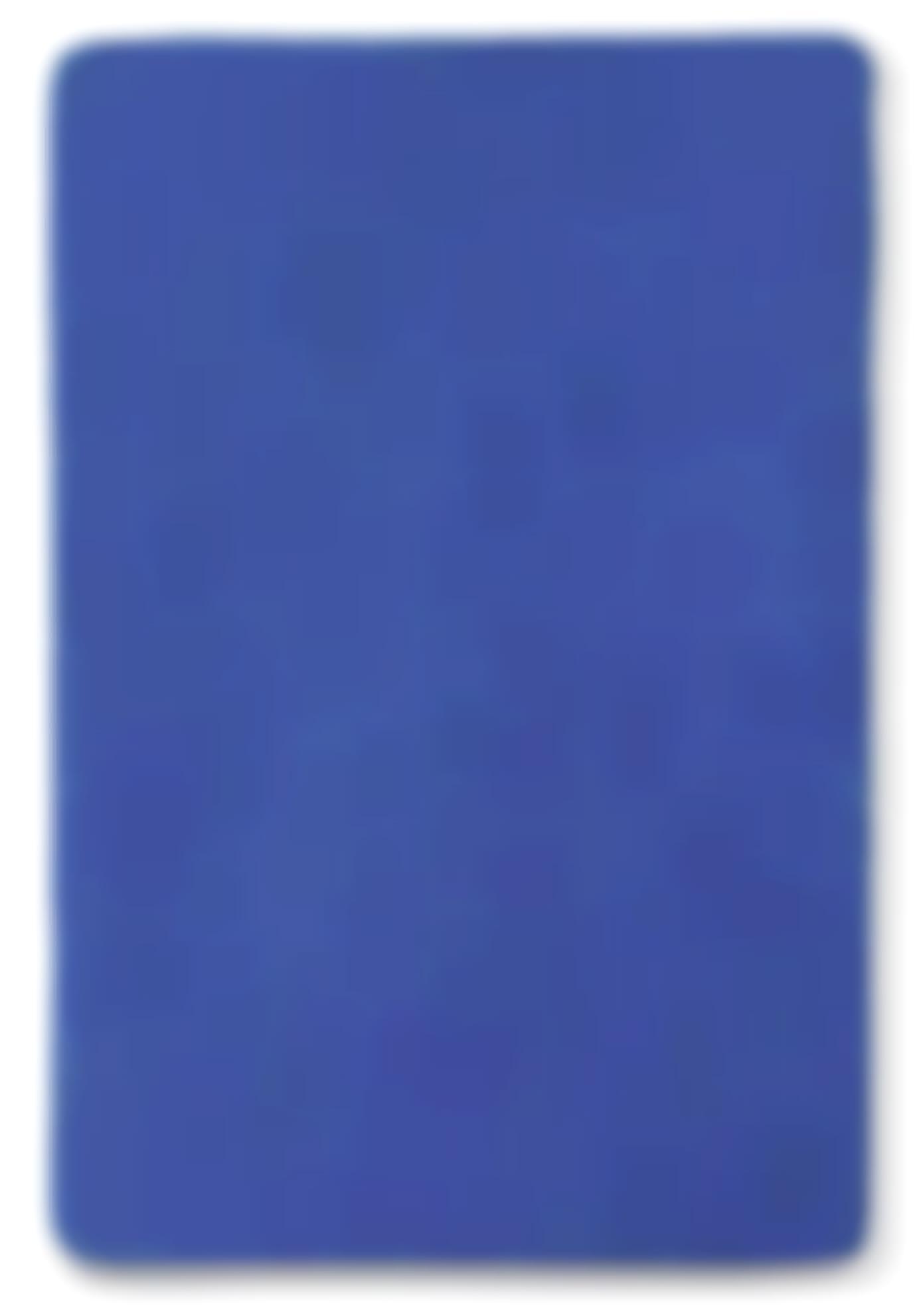 Yves Klein-Monochrome Bleu Sans Titre, (Ikb 279)-1957