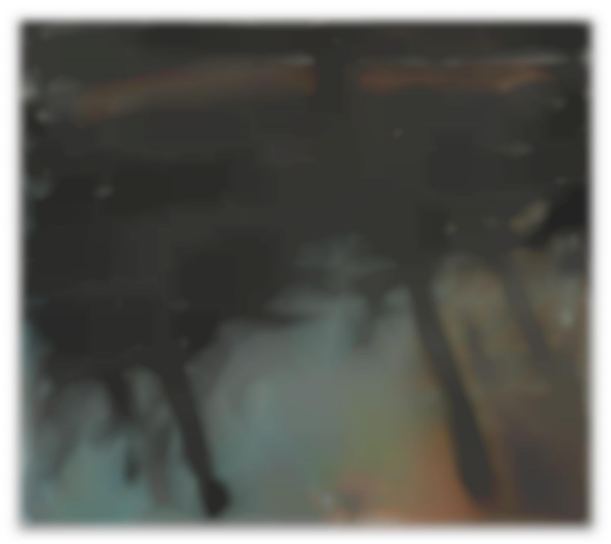 Gerhard Richter-Abstrakte Skizze-1988