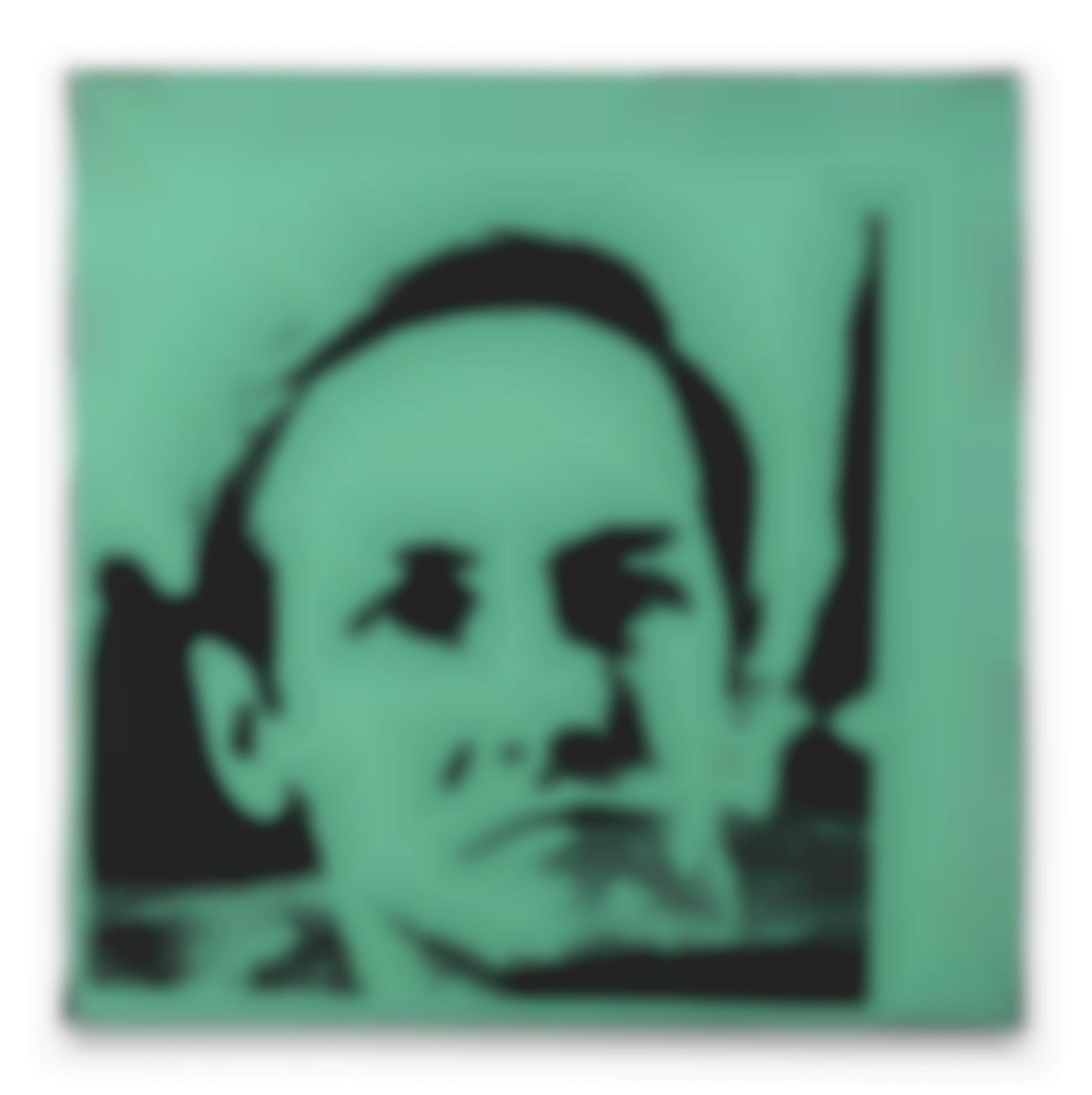 Andy Warhol-Robert Rauschenberg-1967
