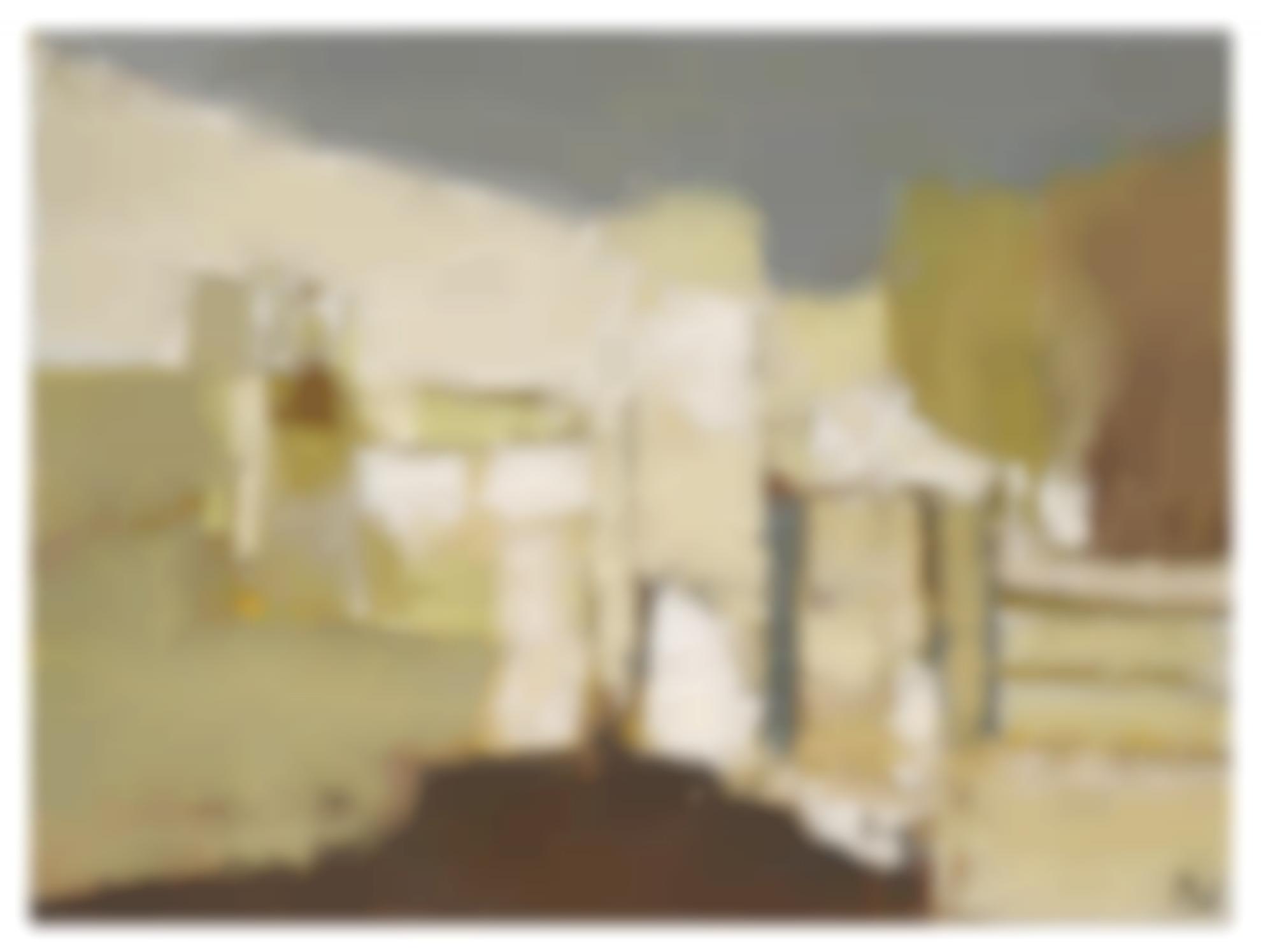 Nicolas de Stael-Paysage A Agrigente-1953