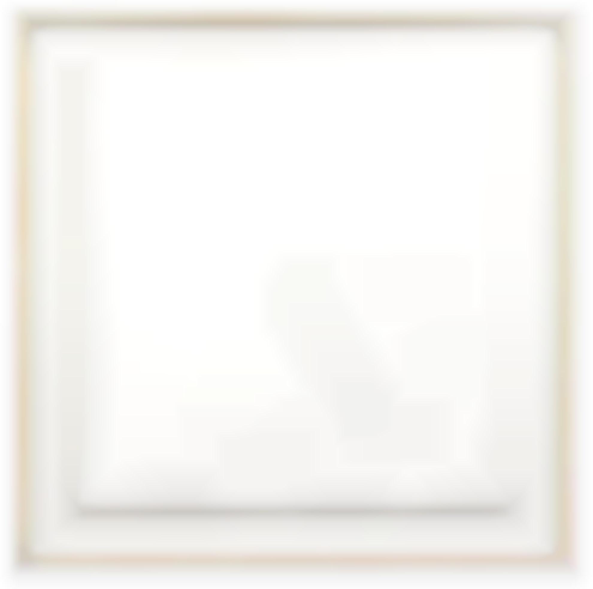 Francois Morellet-Angle Pliage 120°, Angle Mediane 60°-1977