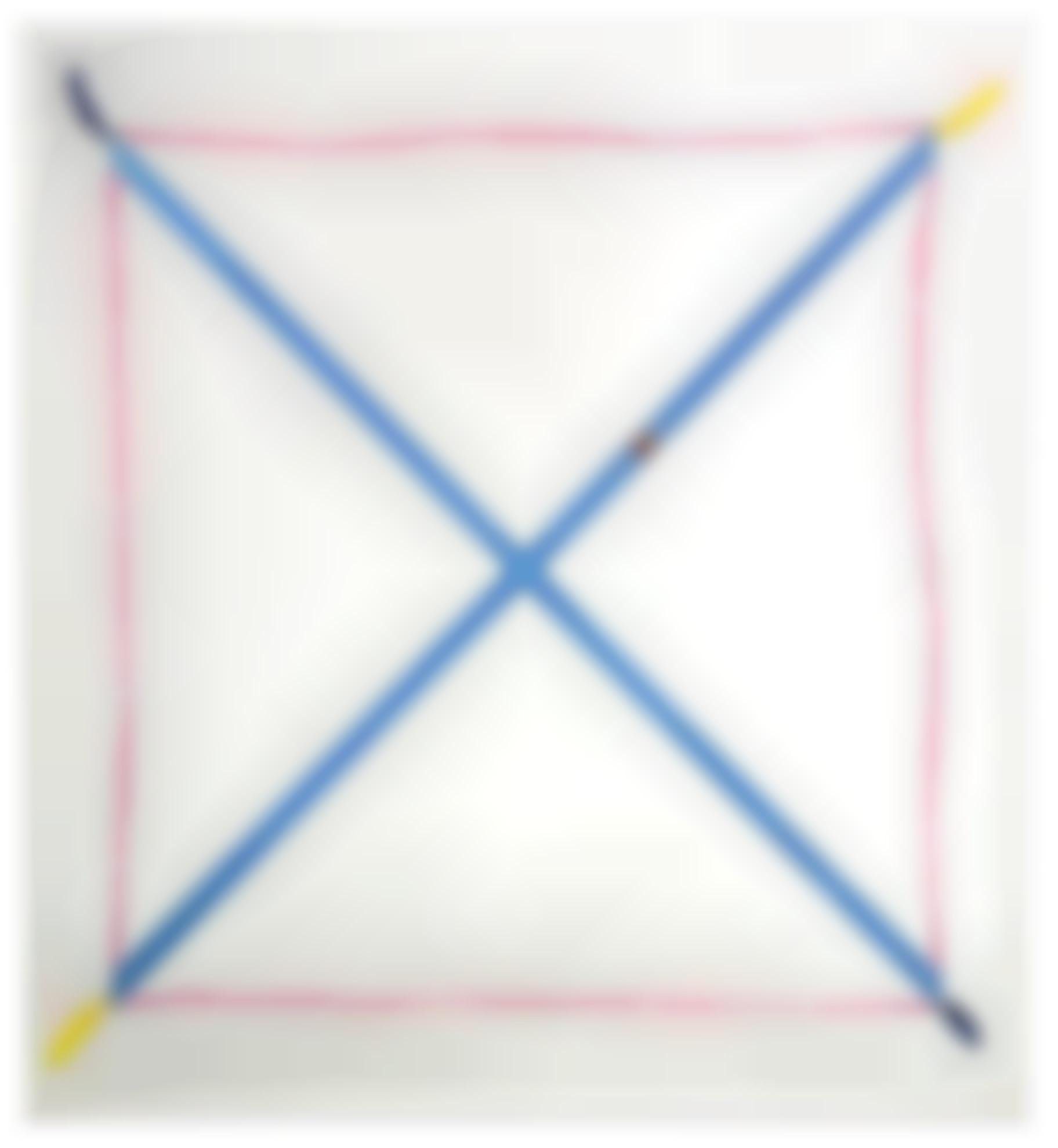 Martial Raysse-Symbole X-1974