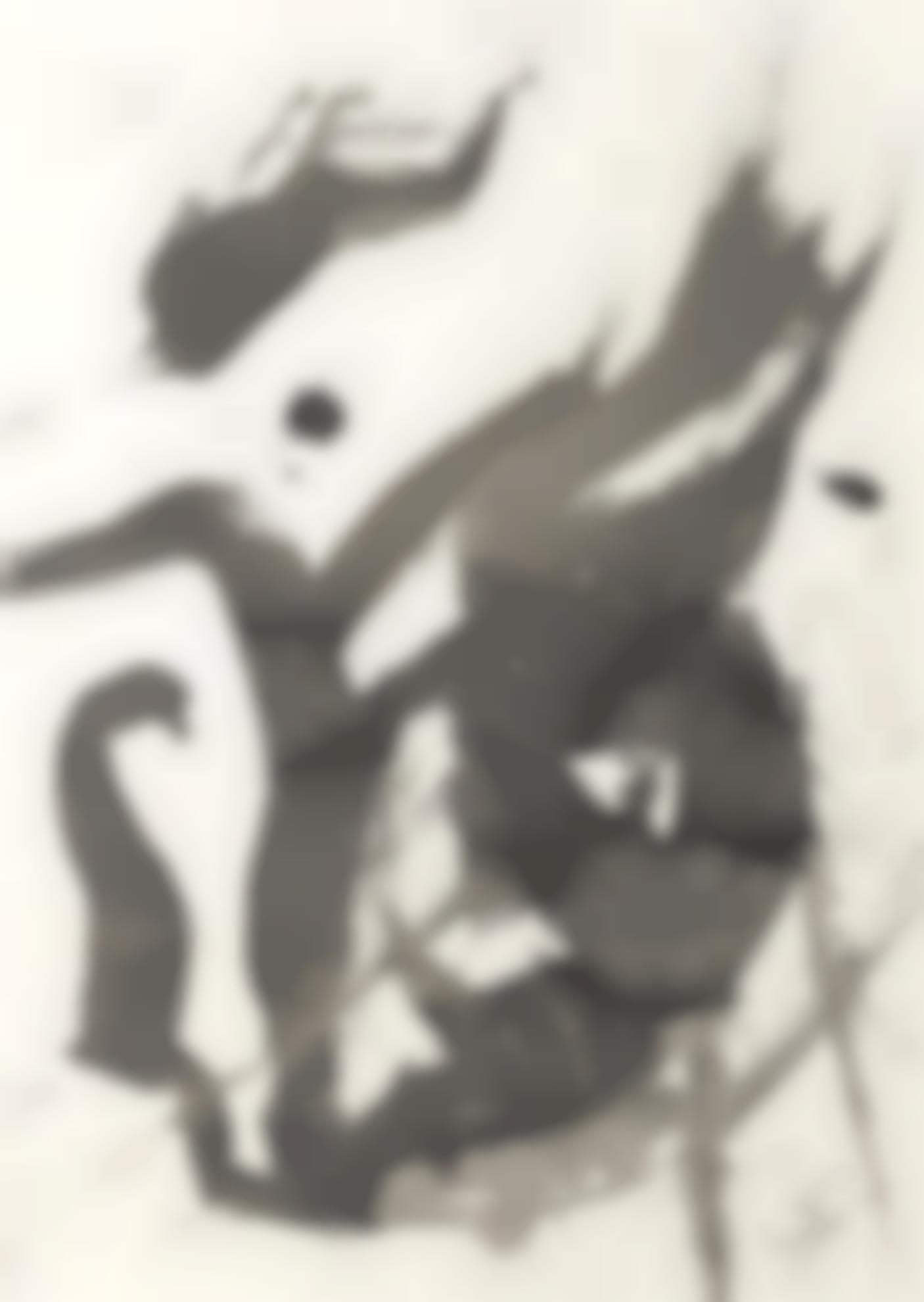 Kazuo Shiraga-Untitled-1990