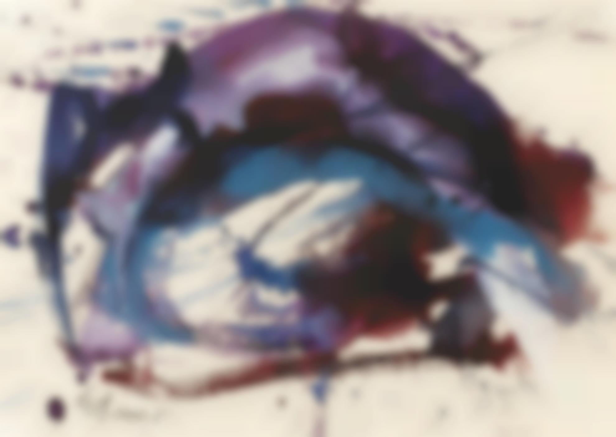 Kazuo Shiraga-Work-1980