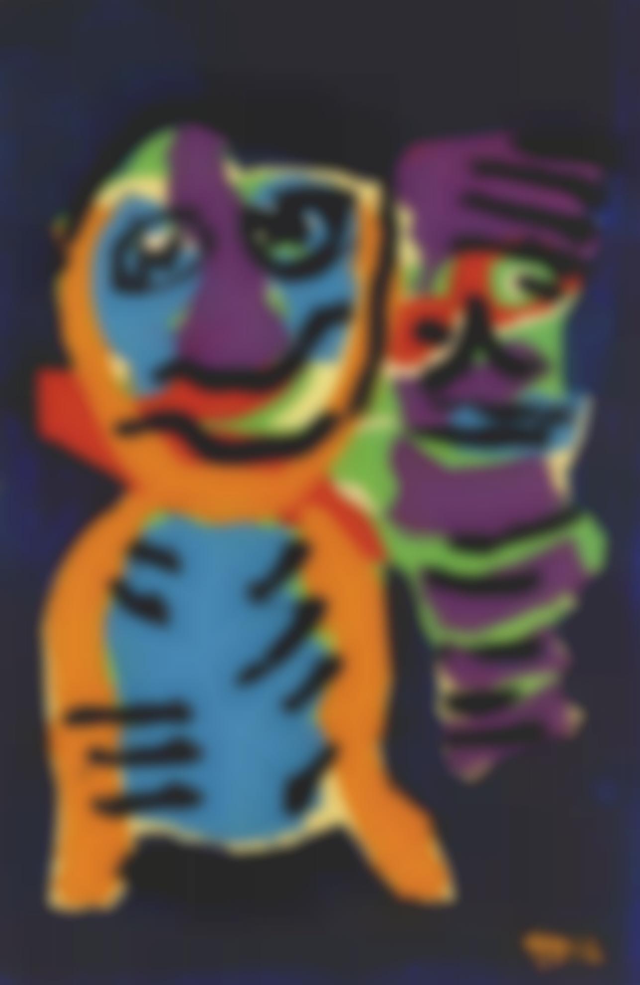 Karel Appel-Untitled-1978