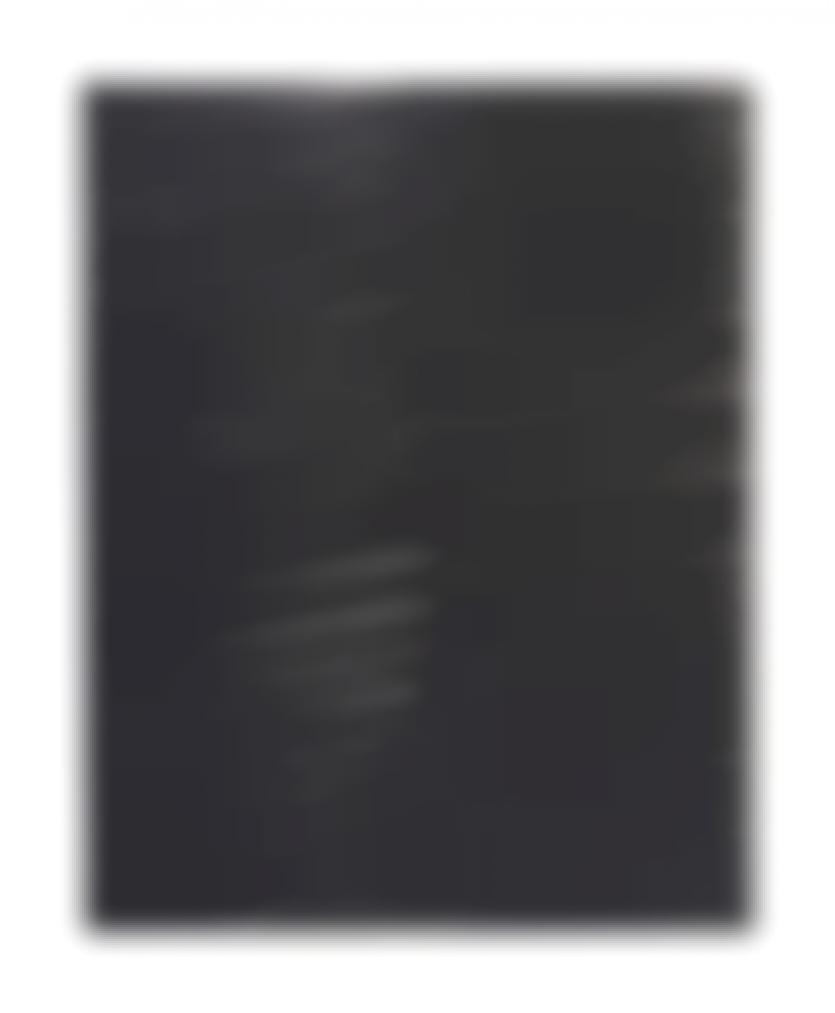 Pierre Soulages-Peinture 181 X 143 Cm, 6 Novembre 2007-2007