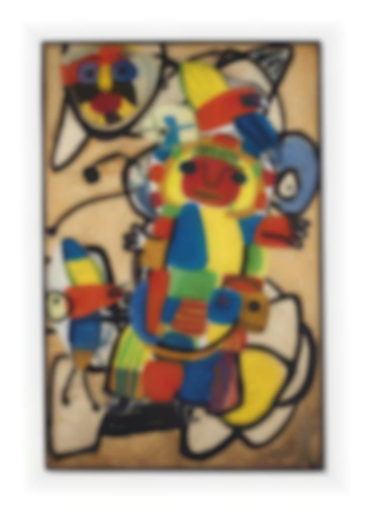 Karel Appel-Carnaval-1951