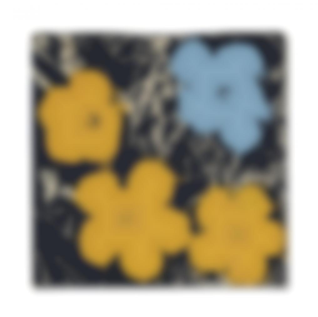 Andy Warhol-Flowers-1964