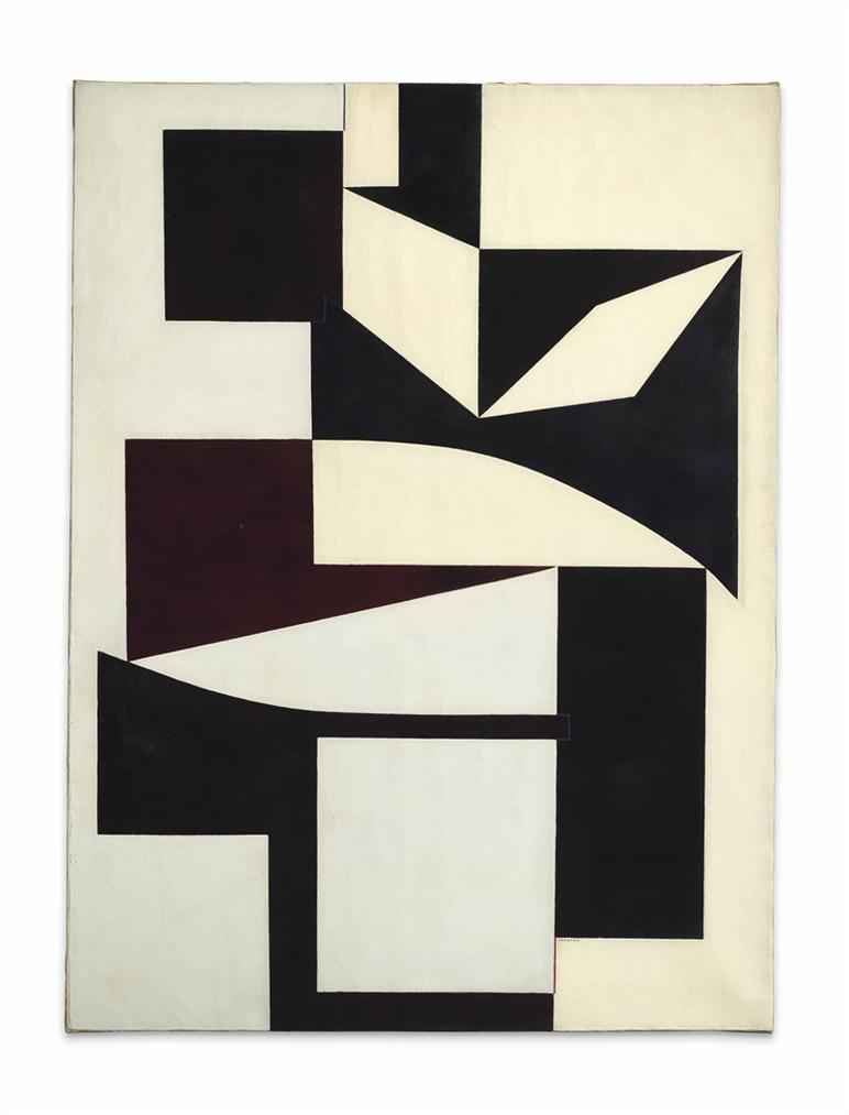 Victor Vasarely-Chelle-1952
