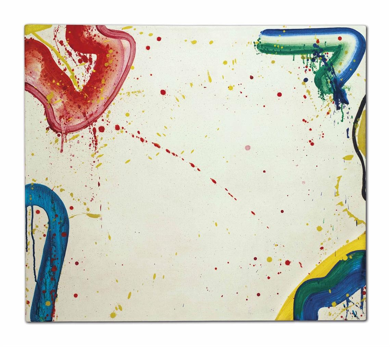 Sam Francis-White Sites-1965