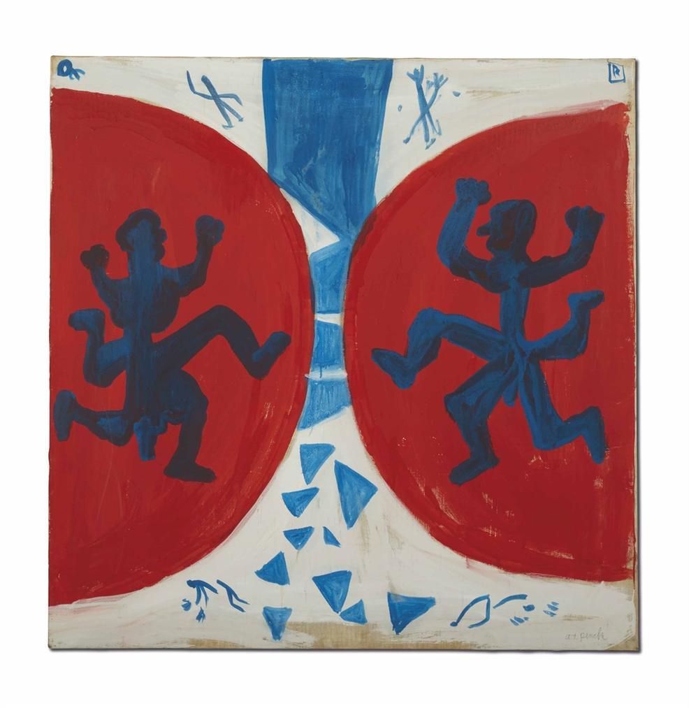 A.R. Penck-Muhle-1968