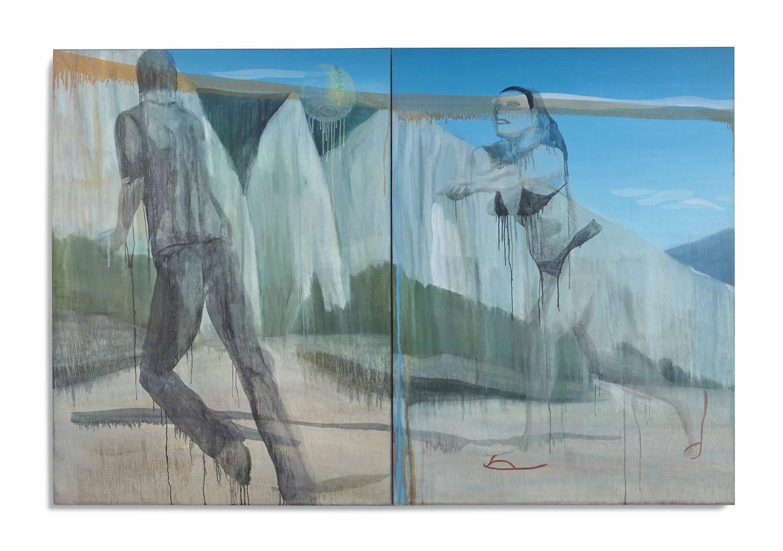 Marc Desgrandchamps-Sans Titre-2005