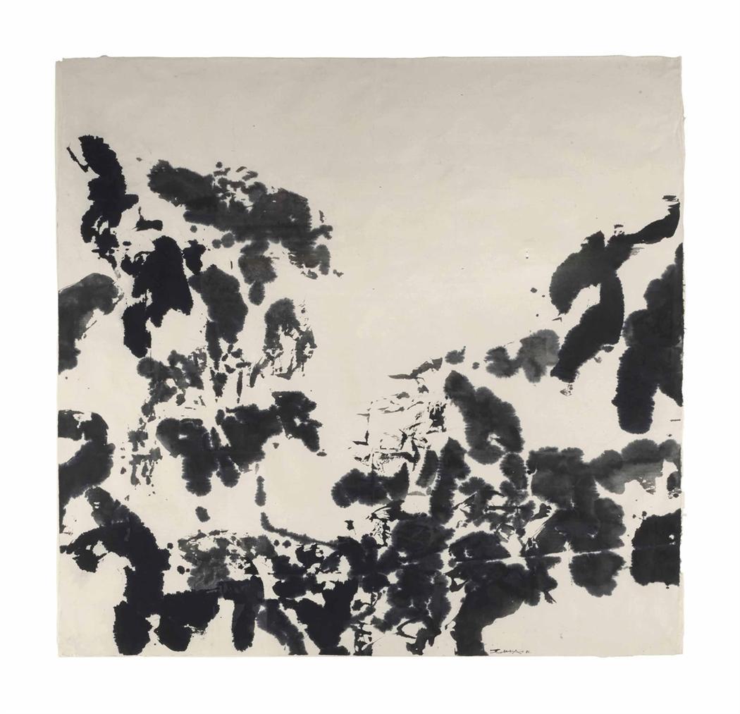 Zao Wou-Ki-Sans Titre-1982