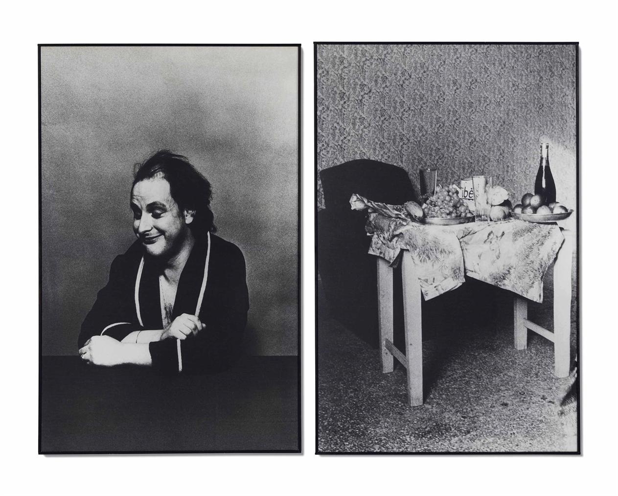 Urs Luthi-Tableaux Recents K-1977