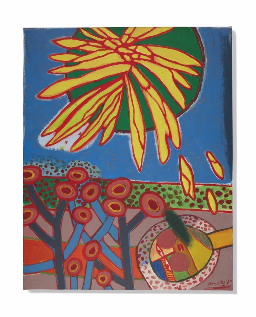 Corneille-Fleur - Soleil-1970