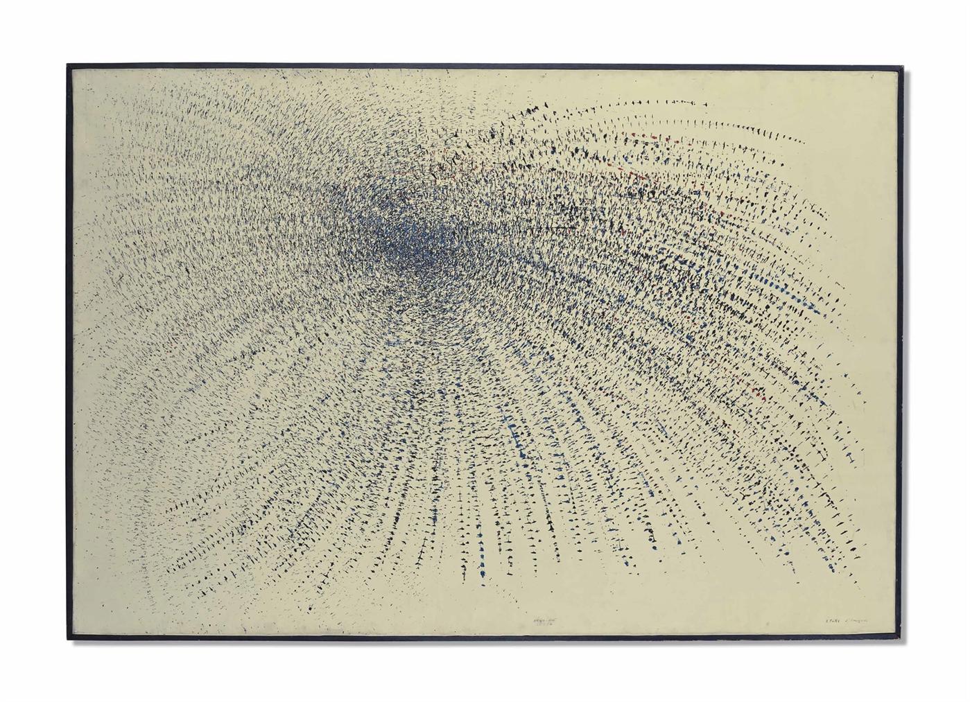 Bernard Requichot-Etoile Daraignee-1958
