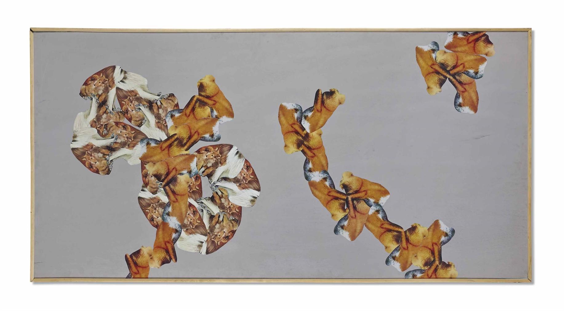 Bernard Requichot-Papiers Choisis-1961
