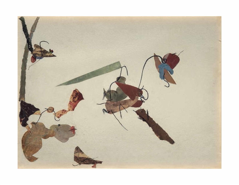 Bernard Requichot-Papiers Choisis-1957