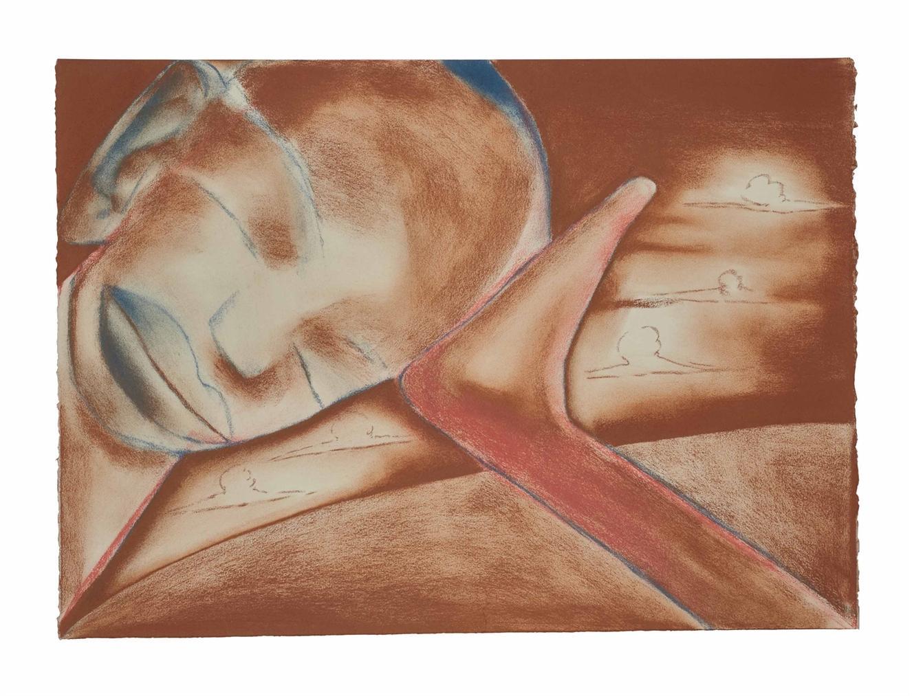 Francesco Clemente-Sans Titre-1992