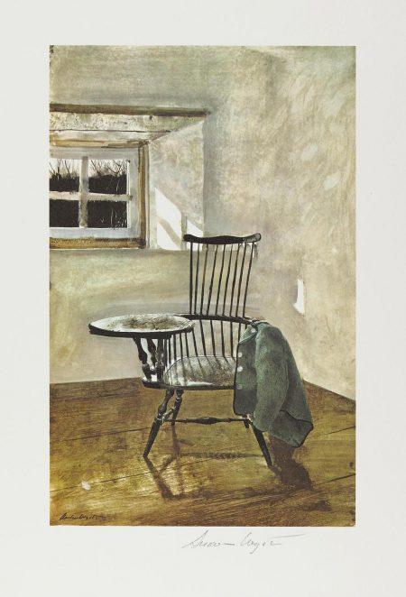 Andrew Wyeth-The Four Seasons-1962