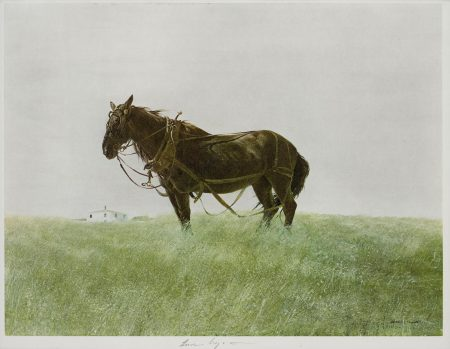 Andrew Wyeth-South Cushing-1968