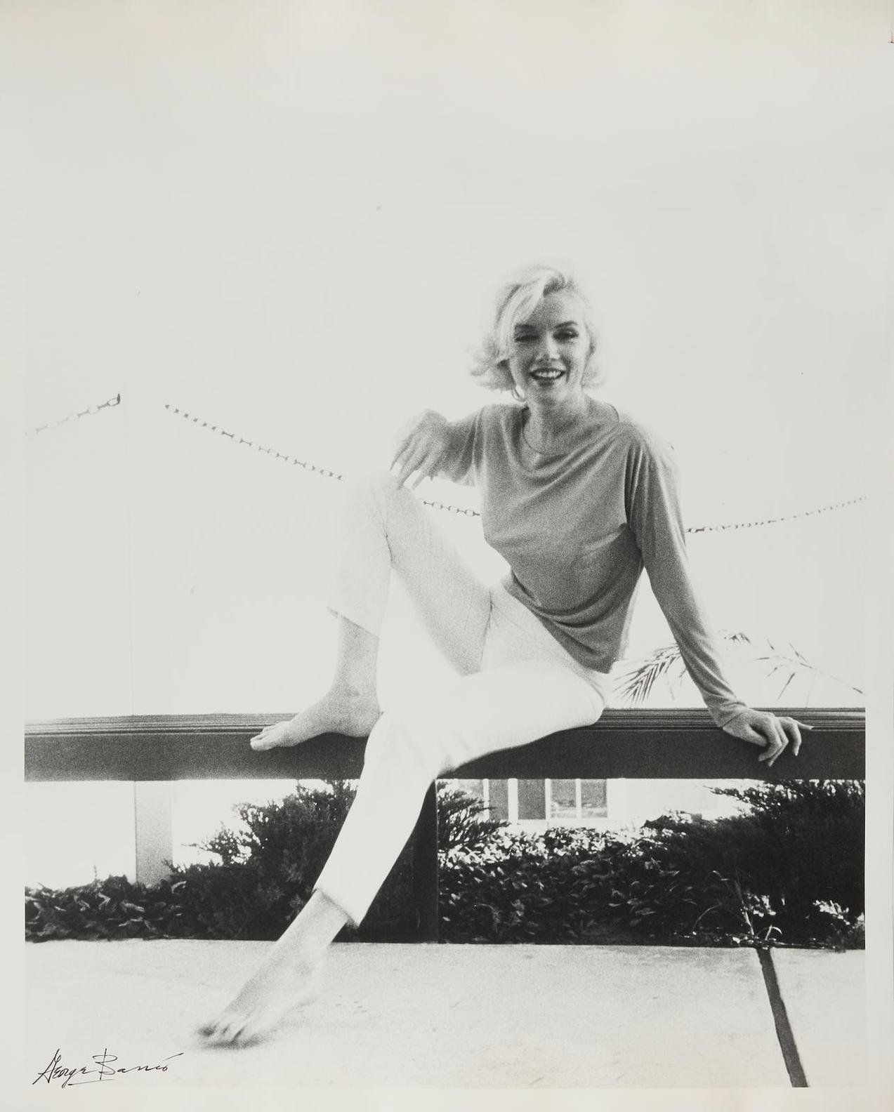 George Barris-The Last Photos Of Marilyn Monroe-1962