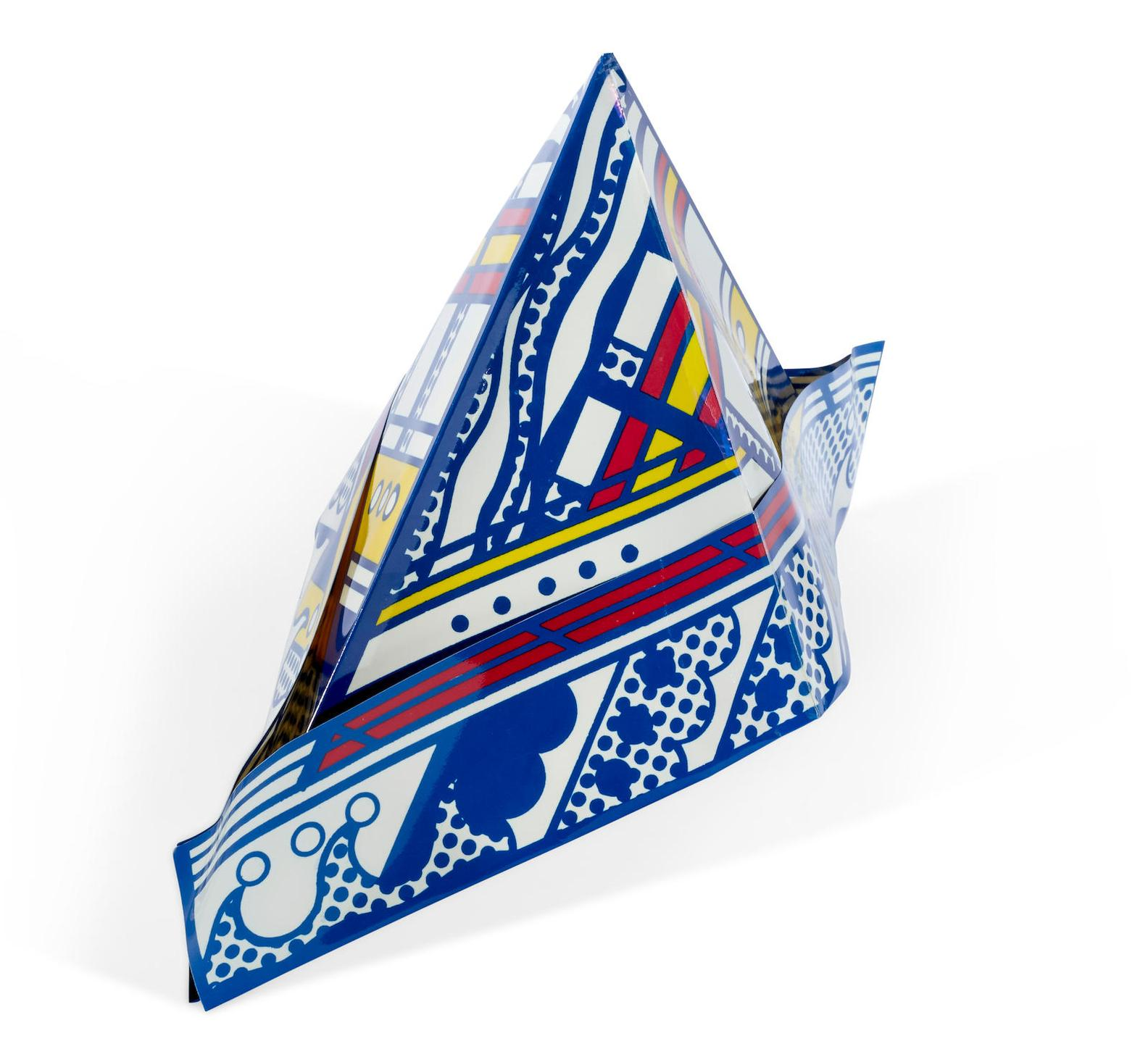 Roy Lichtenstein-Hat (Boat) (C. III.9)-1968