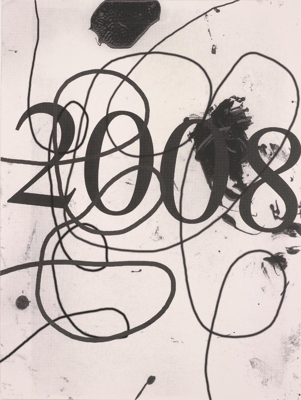 Christopher Wool-2008 (For Parkett)-2008