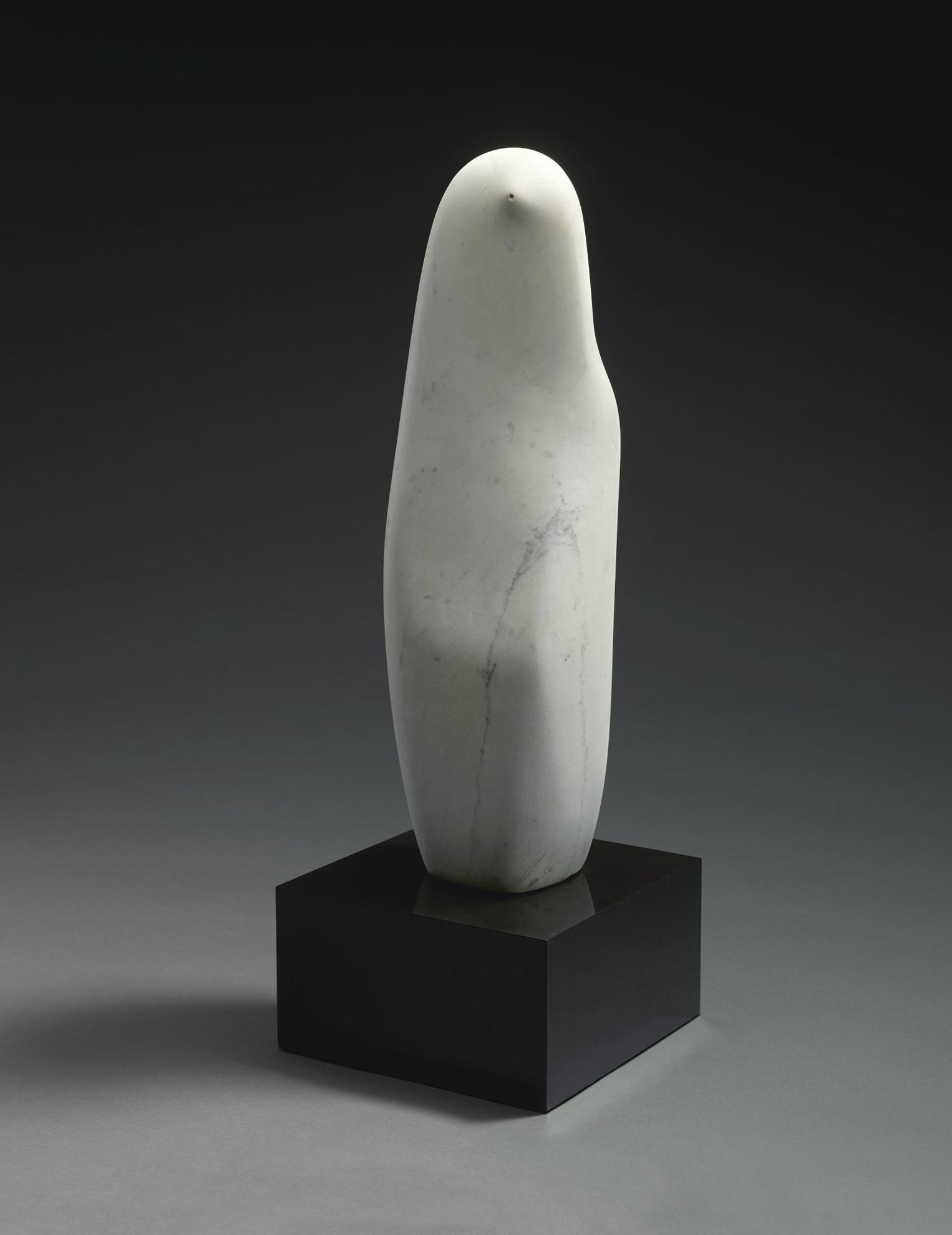 Barbara Hepworth-Standing Figure-1934