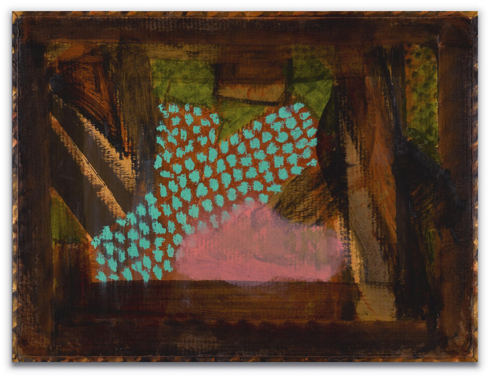 Howard Hodgkin-After Dinner At Smith Square-1981