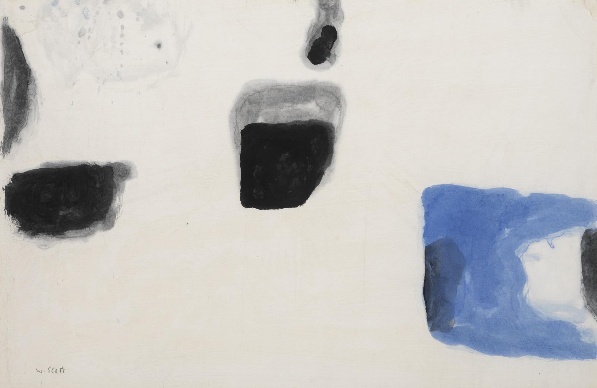 William Scott-Untitled-1959