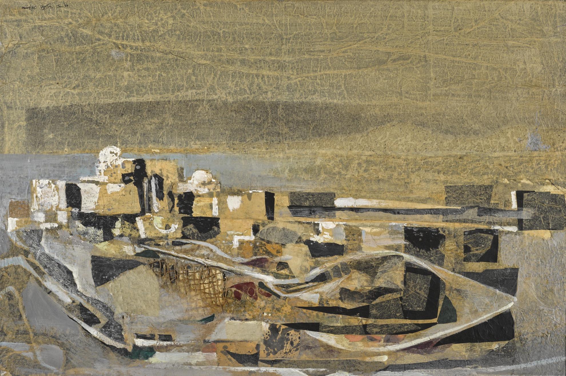 Michael Ayrton-Village-1964