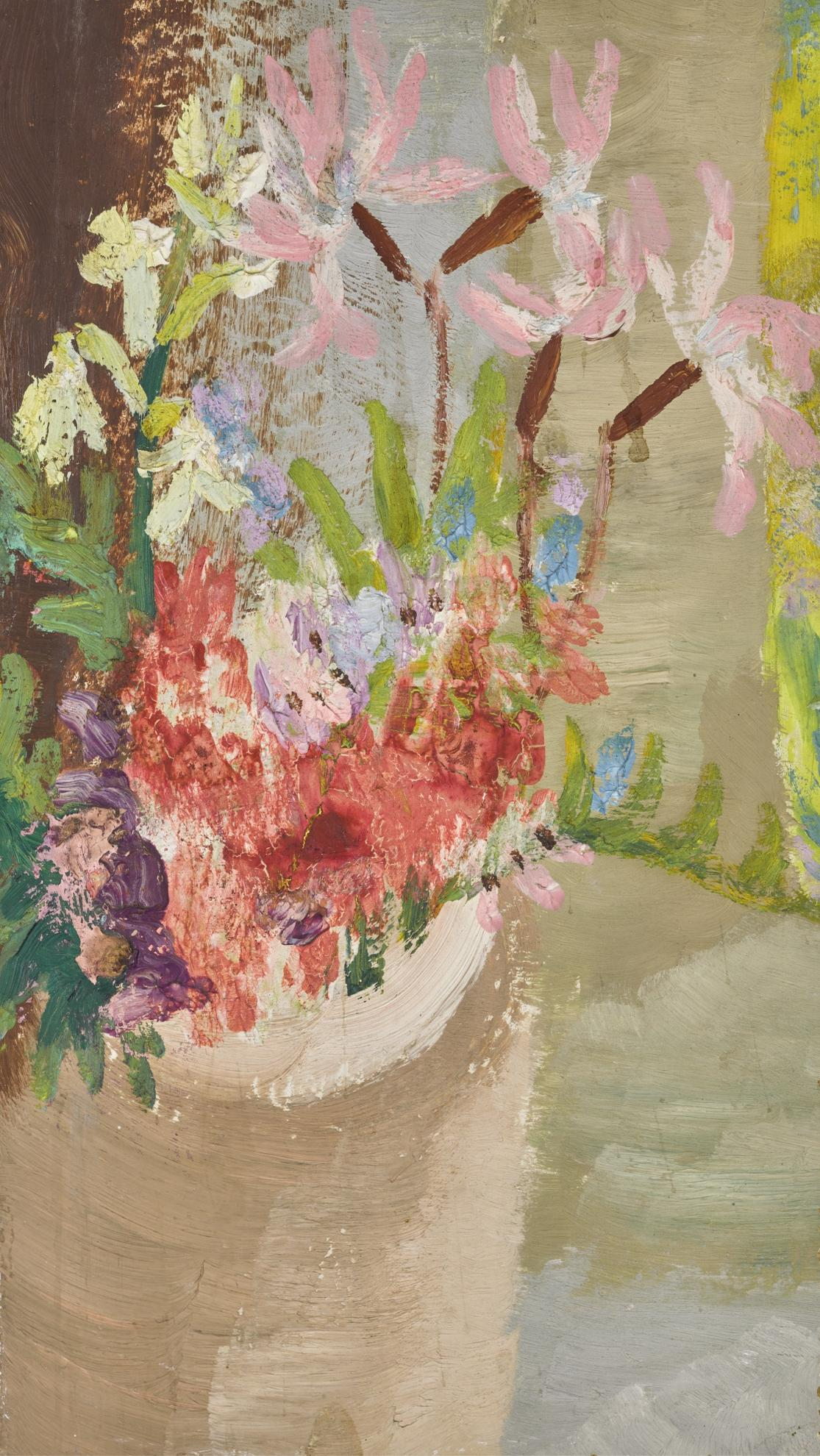 Winifred Nicholson-Kates Bunches-