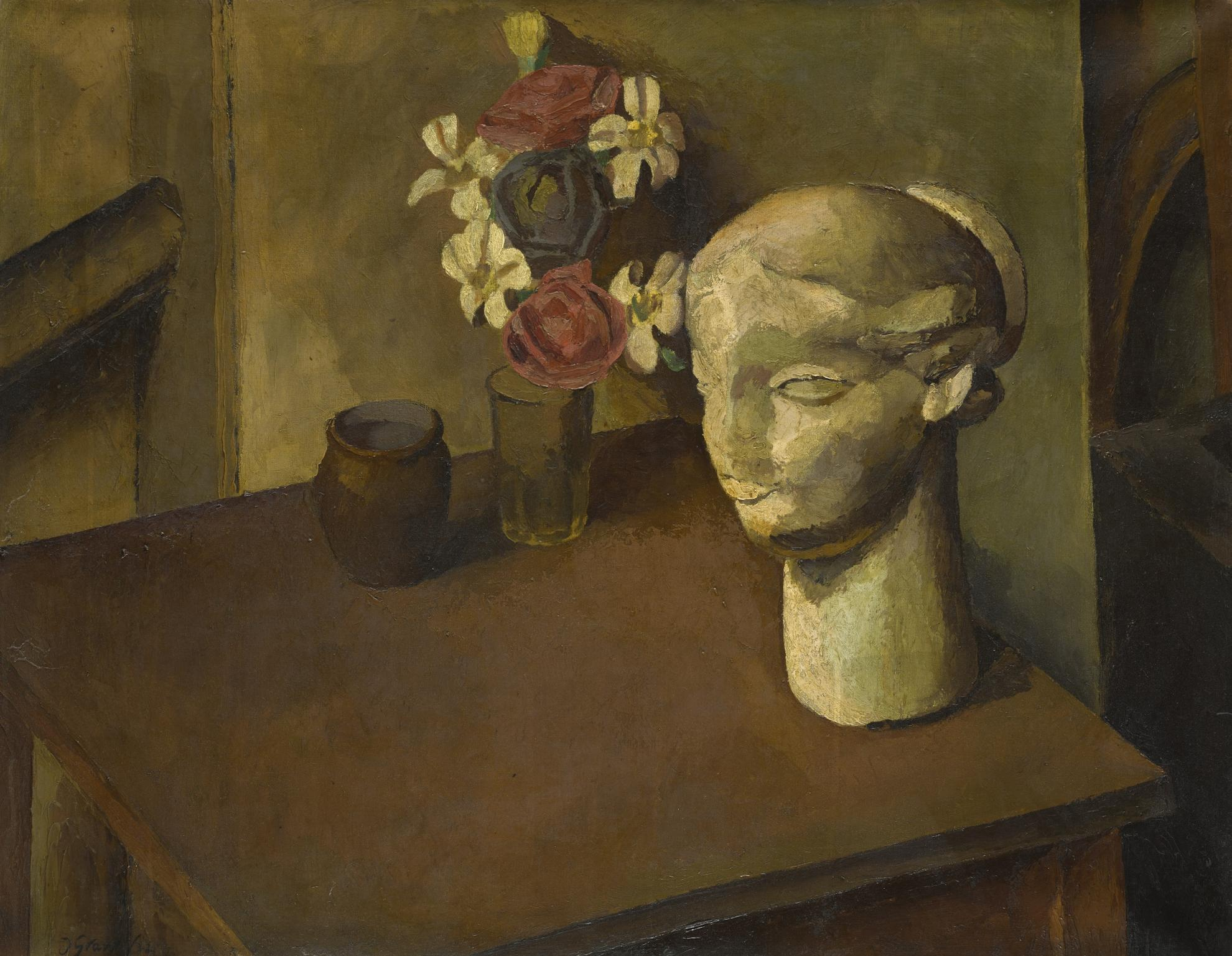 Duncan Grant-The Bust-1922