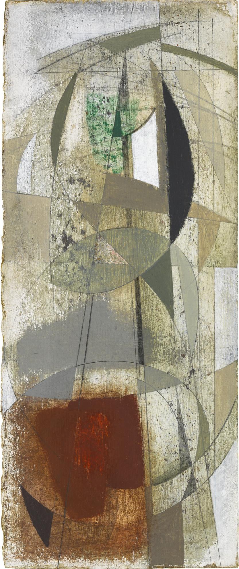 John Wells-Composition-1955