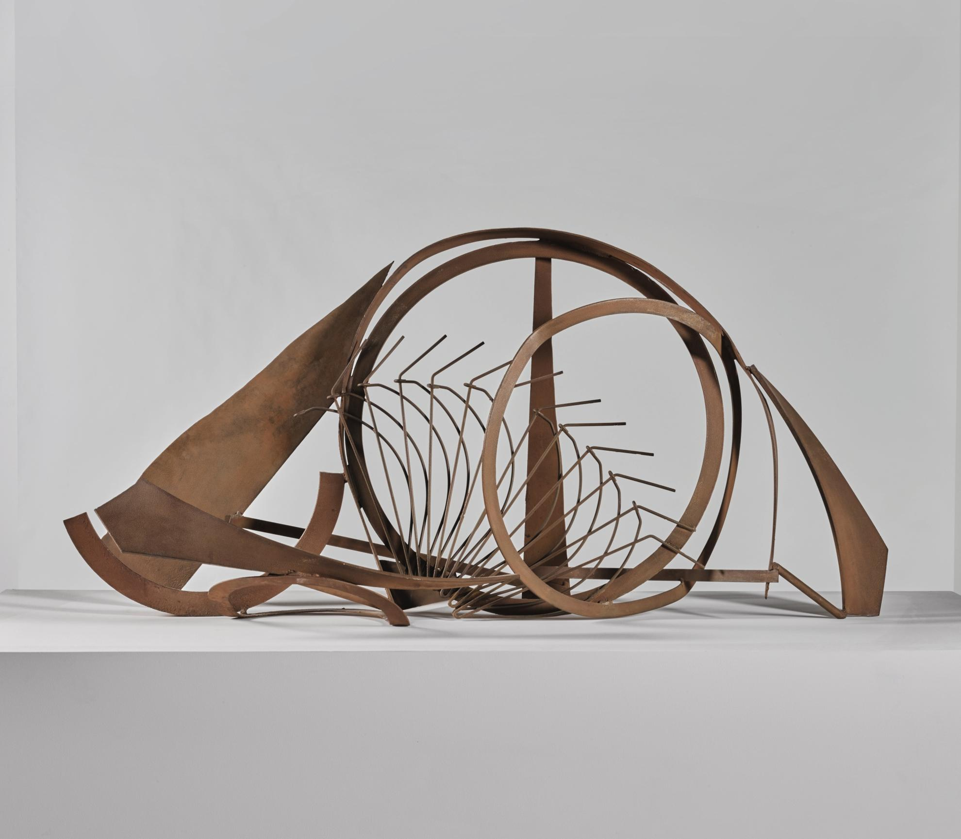 Anthony Caro-Table Piece CCCXII-