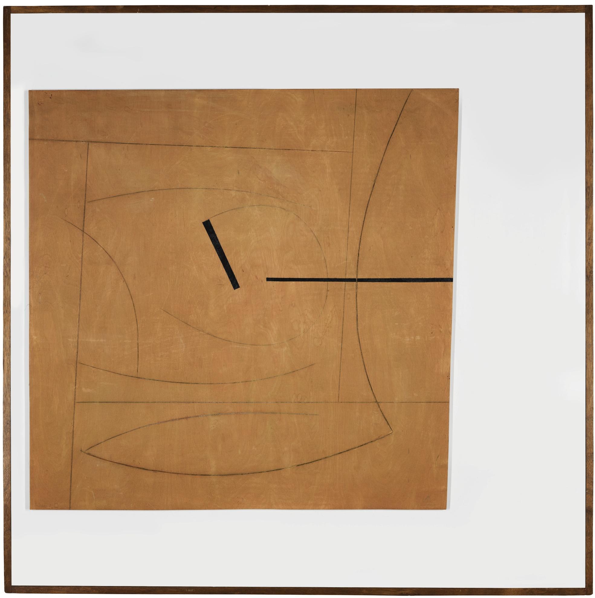 Victor Pasmore-Linear Motif-1961