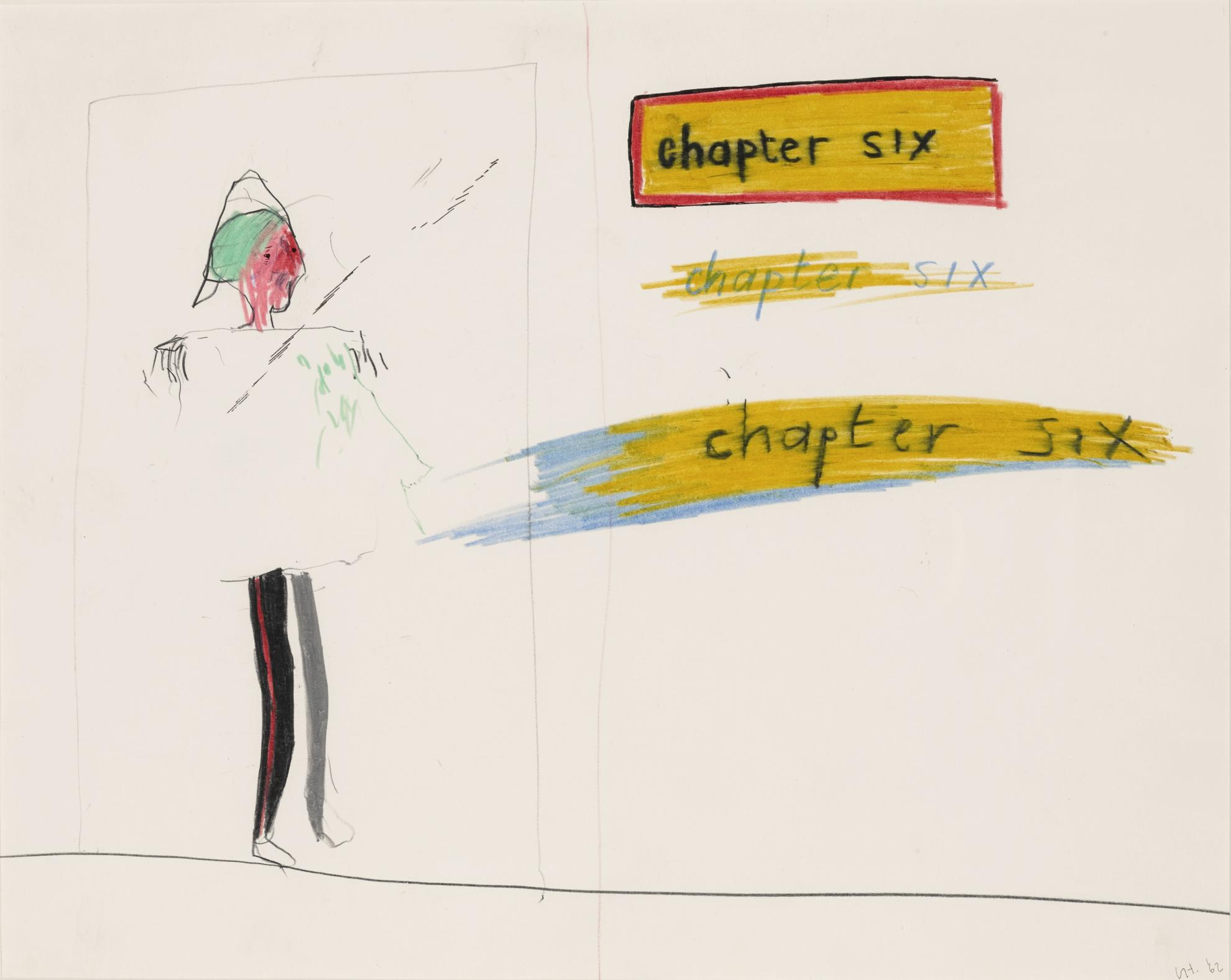David Hockney-Chapter Six-1962