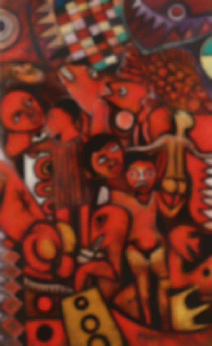 Malangatana-Untitled-1996
