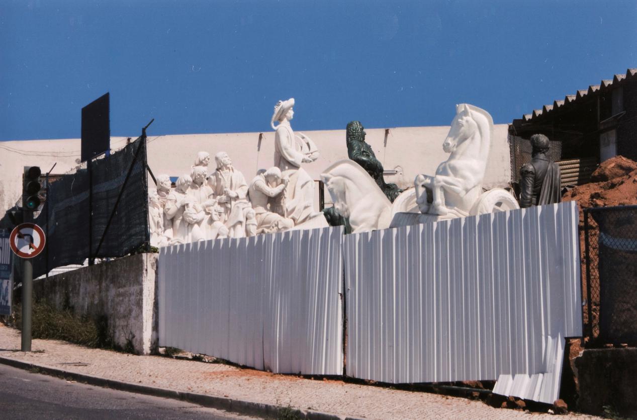 Isabel Brison-Estudos com escultura publica #7-2010
