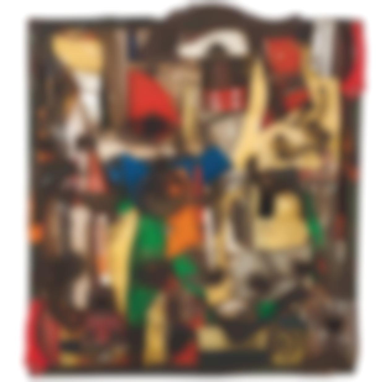 Goncalo Mabunda-Untitled-