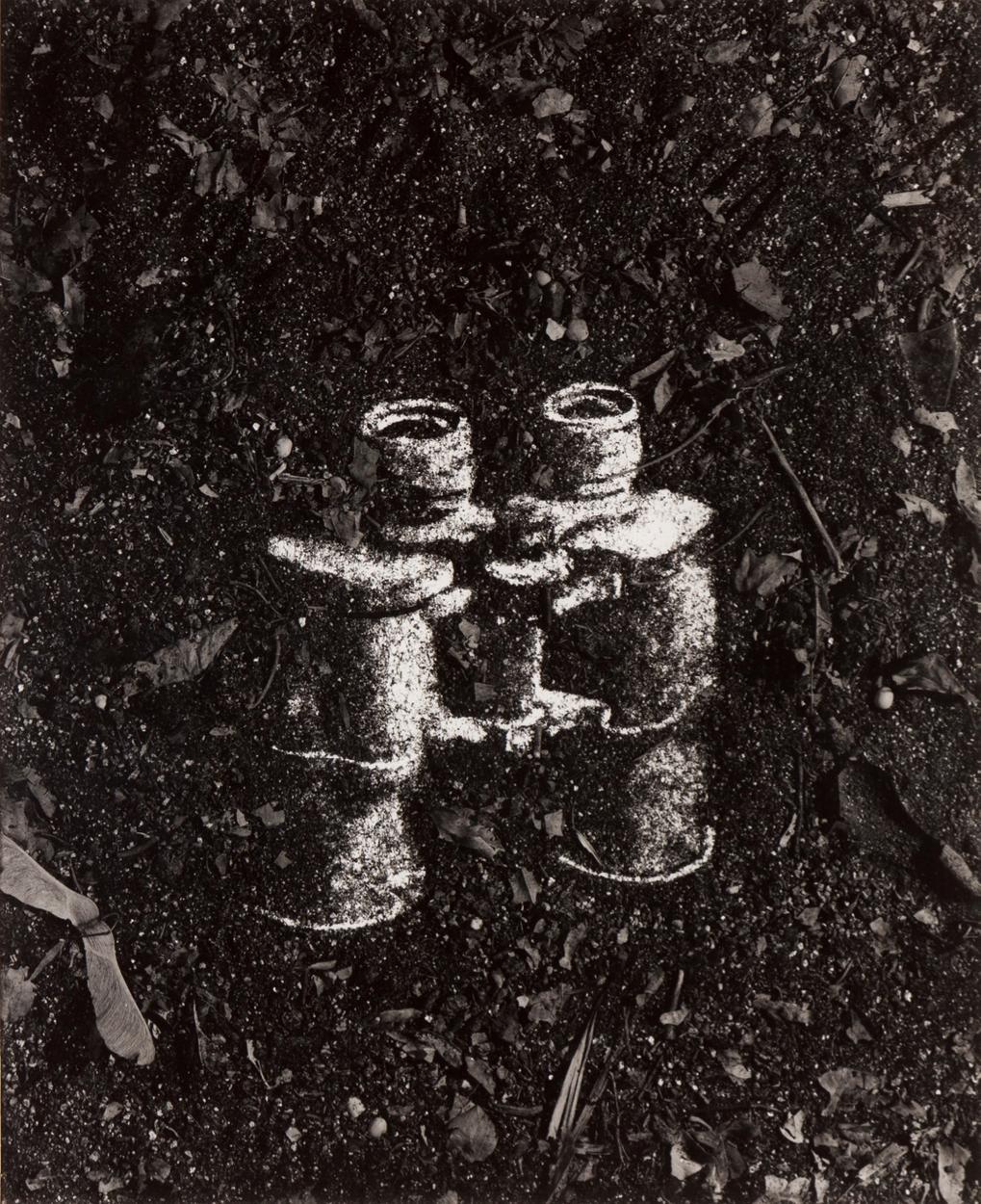 Vik Muniz-Binoculars-1997