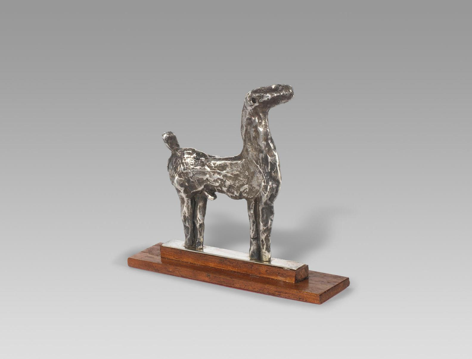 Marino Marini-Piccolo Cavallo-2001