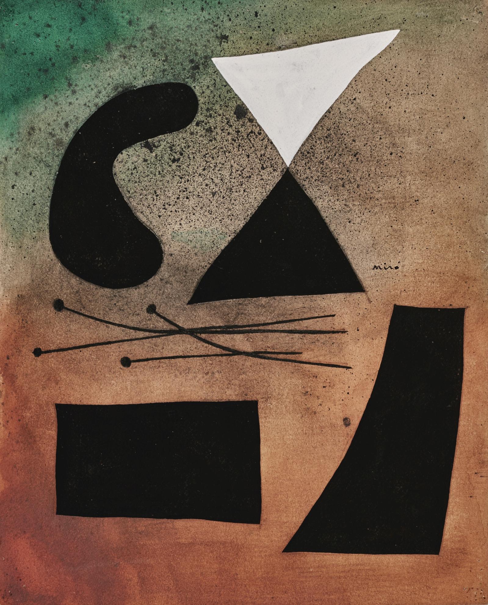Joan Miro-Formes-1935