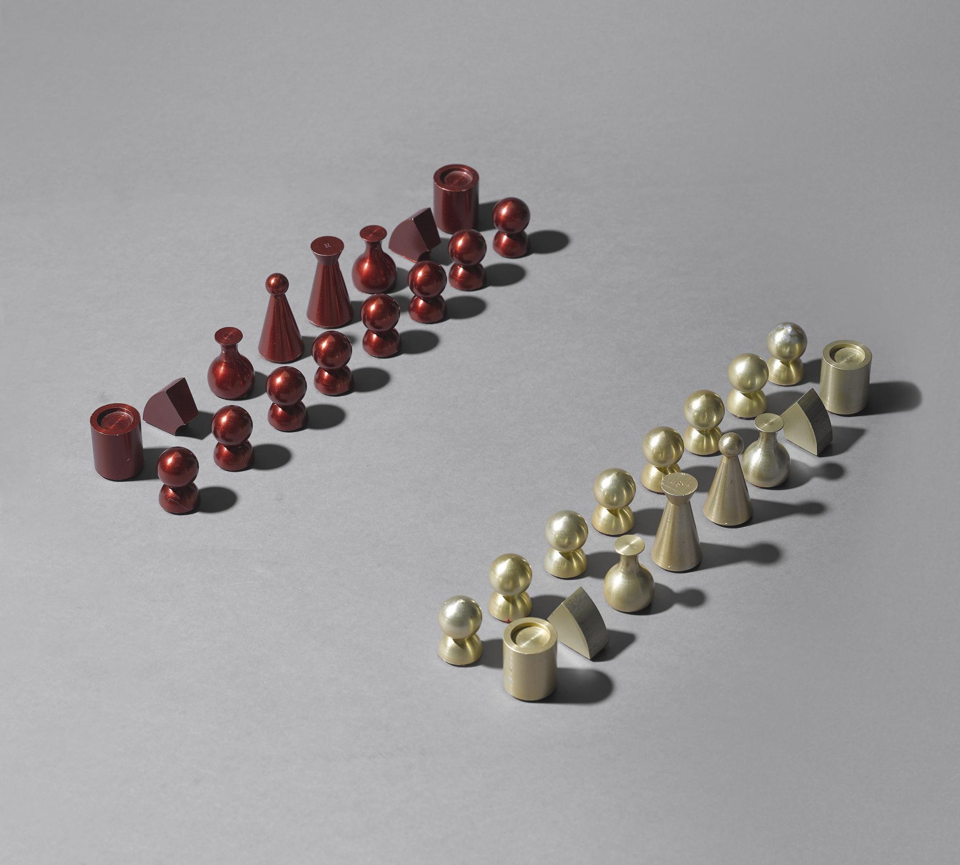 Man Ray-Chess Set-1947