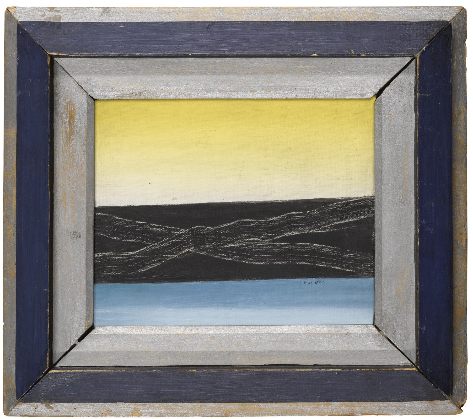 Max Ernst-Horizon-1926