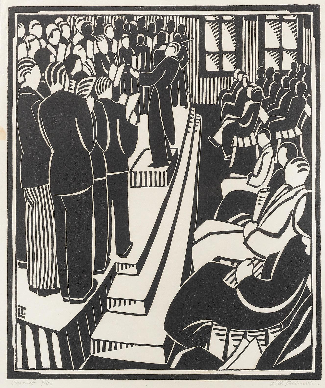 Lill Tschudi-Concert I (Coppel Lt 63)-1938
