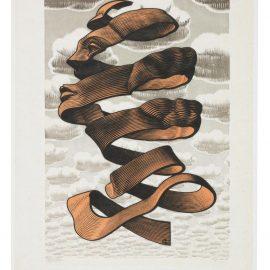 Maurits Cornelis Escher-Rind (Bool 401)-1955